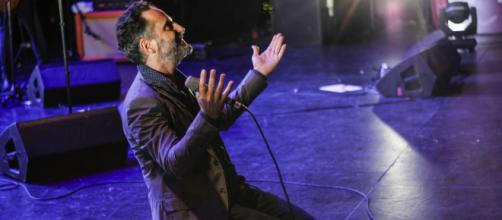 Jorge en el Teatro Circo de Albacete.
