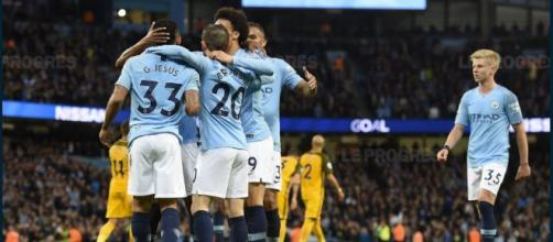 Sports | Manchester City bat trois records en un seul match - leprogres.fr
