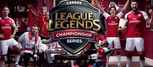 Tres grandes clubes de fútbol inglés se disputan un puesto en la UE LCS 2019
