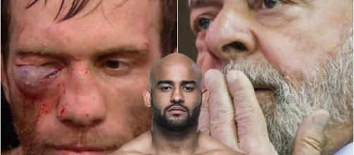 Warlley detonou Lula após vitória no UFC