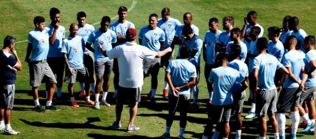 Abel deve contar com retorno no clássico diante do Botafogo (Foto: Lucas Merçon)