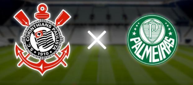 Corinthians x Palmeiras: ao vivo neste domingo