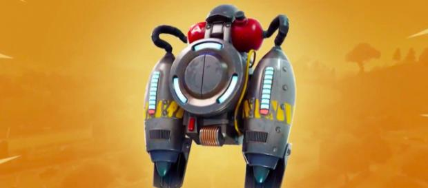 "Jetpack coming to ""Fortnite Battle Royale."" Image Credit: Epic Games"