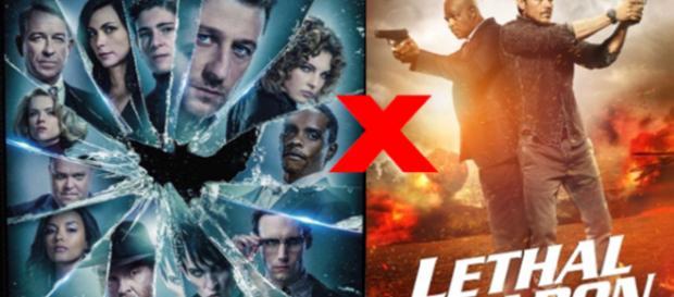 ''Maquina Mortífera'' e ''Gotham'' disputam próxima temporada na Fox