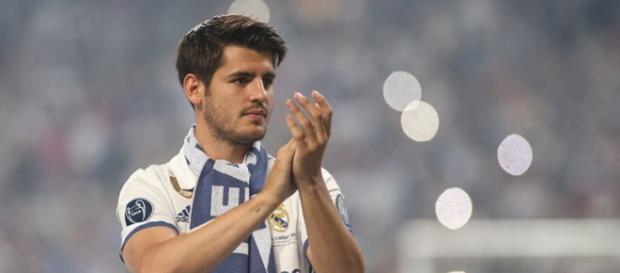 Morata podría llegar a la Juventus
