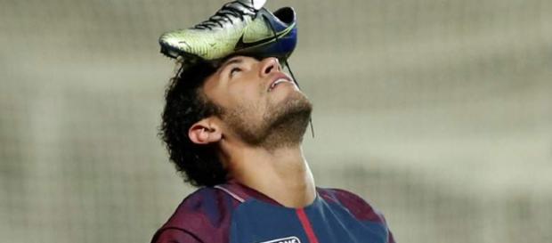 Neymar sigue dando problemas al PSG
