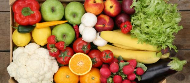 Dieta vegetariana para personas 'bio'