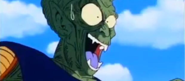 Oberteufel Piccolo stellte Goku vor einigen Problemen, selbst Muten Roshi fiel im Kampf