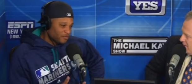 Robinson Cano interview. - [ESPN / YouTube screencap]