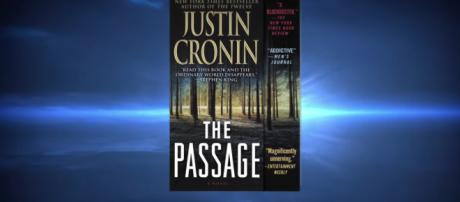 A television series based on the Justin Cronin series 'The Passage' has been greenlit by Fox. [image credit: Random House - YouTube]