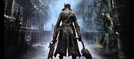'Bloodborne' relies on creepy atmosphere and hideous creatures to deliver a frightening experience. [Image source: BagoGames/Flickr]