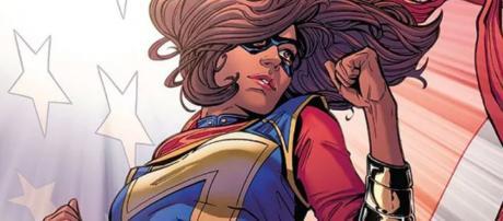Kamala Khan es una superheroína de ficción que aparece en los cómics publicados por Marvel Comics.