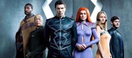 Marvel's Inhumans, o simplemente Inhumans, fue una serie de televisión de acción, ciencia ficción y de superhéroes creada por Scott Buck.