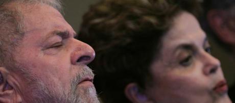 Uma das acusações fortes contra Lula aconteceu no governo de Dilma Rousseff