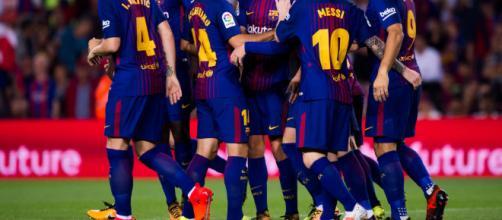 Il Barcellona ha perduto in casa del Levante.