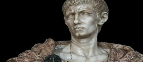 Busto del emperador Diocleciano.