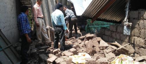 de 70 viviendas dañadas por enjambre sísmico en 2 municipios ... - televisa.com