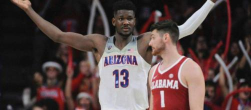 DeAndre Ayton can be the top pick in this year's Draft - [image credit: aminoapps.com/ wikimedia commons]