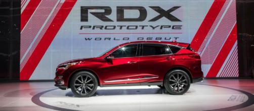 Debutándose en el Auto Show de Detroit 2018, el nuevo RDX de Acura se ve bien.