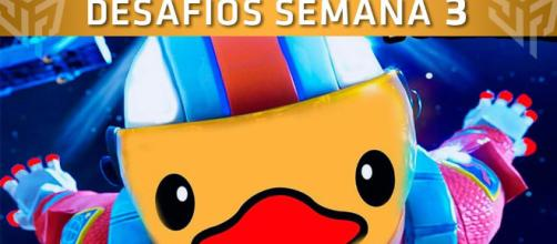 Desafíos de la Semana 3 de Fortnite: Battle Royale, Temporada 4 - puregaming.es
