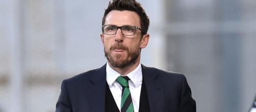 """Di Francesco: """"Espulsione decisiva"""" - sardegnasport.com"""