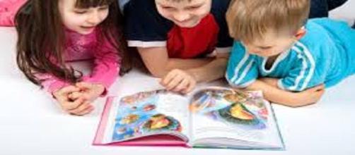 El hábito de la lectura en niños