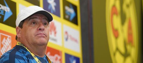 El técnico de las Águilas habló sobre su continuidad en el equipo.