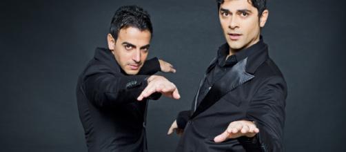 Gigi e Ross conducono Scanzonissima, la versione italiana di Killer Karaoke