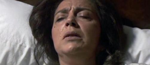 Il Segreto, anticipazioni spagnole: Donna Francisca sull'orlo della morte