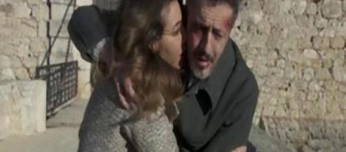 Il Segreto, Emilia e Alfonso rinchiusi e torturati.
