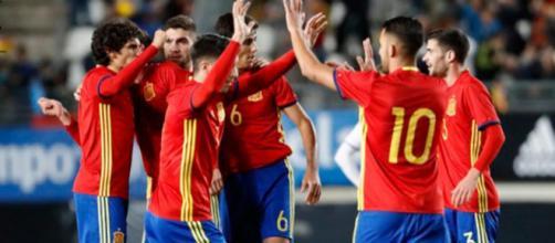 Irlanda del Norte - España sub 21, la clasificación al Europeo en ... - mundodeportivo.com