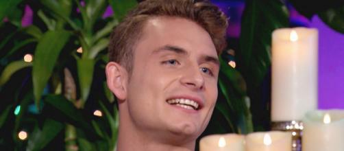 James Kennedy appears on the 'Vanderpump Rules' reunion. [Image source: Bravo/YouTube]