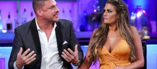 Jax Taylor and Brittany Cartwright - screnshot