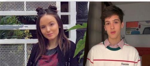 Larissa Manoela irá atuar ao lado do ex-namorado, João Guilherme. (foto reprodução).