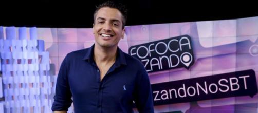 Leo Dias é um dos grandes responsáveis pelo sucesso do ''Fofocalizando''