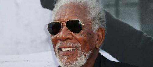 Morgan Freeman - l'80enne attore premio Oscar accusato di molestie