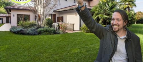Pablo Iglesias cambia su piso de Vallecas por una mansión