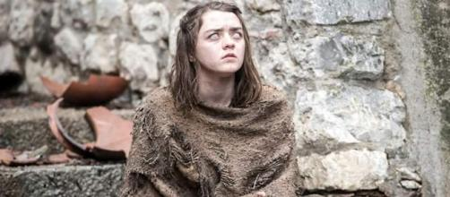 Personagem Arya, de ''Game of Thrones''