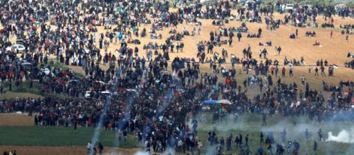 Three weeks: How Gaza's mass protests are failing to make an ... - jpost.com