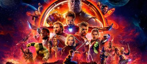 "Vengadores: Infinity War"", Marvel infinita | El Cadillac Negro - elcadillacnegro.com"