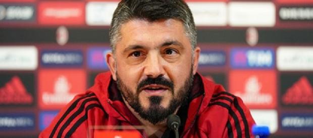 Gattuso podría salir del Milan