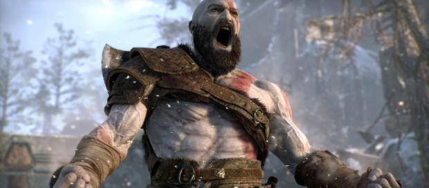 'God of War' has spent an entire month atop the UK game charts - [Image via Static/YouTubeScreenshot]