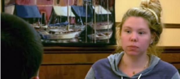 Kailyn Lowry is seen on 'Teen Mom 2.' [Photo via MTV/YouTube]