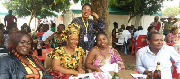 Les journalistes culturels camerounais lors du SILYA (c) Dorette Nzitou