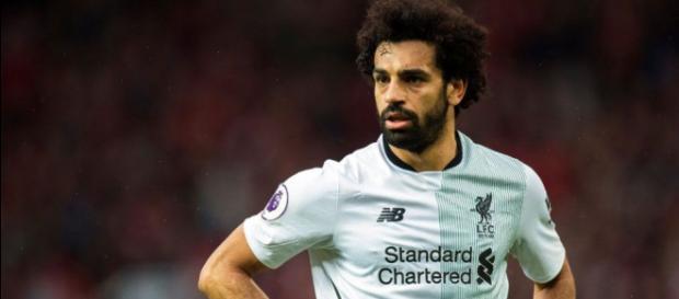 Mohamed Salah é desejado no Real