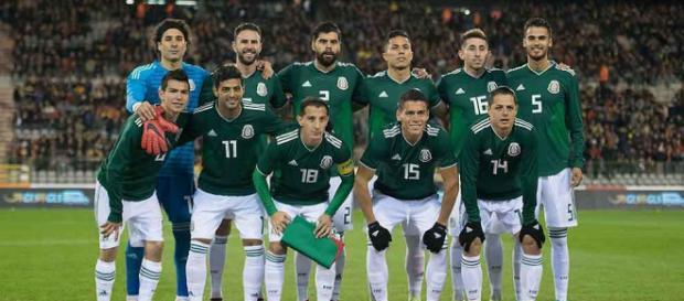 Selección Mexicana: Elige a los jugadores de la selección mexicana ... - marca.com