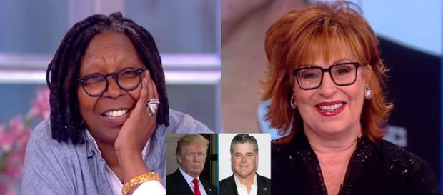"""The View"" on Donald Trump, Sean Hannity relationship, via YouTube"