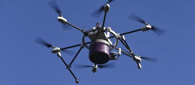 UberEats testing drones for food delivery in five minutes