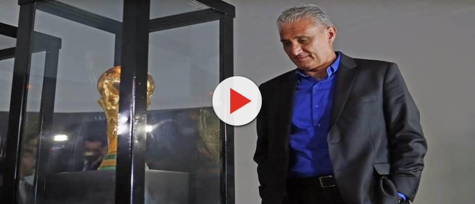 É hora da Copa: Tite anuncia a lista final para a disputa na Rússia
