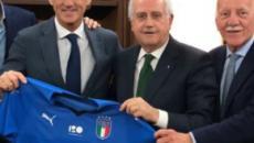 La azzurra ya tiene nuevo entrenador